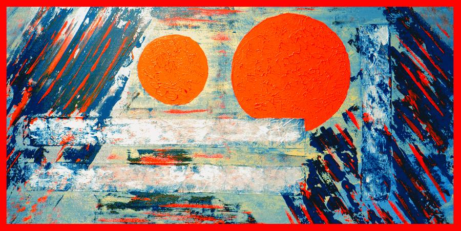 Abstrakt-6 by Michael-Grath