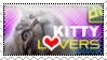 Kitty-Lovers Stamp by in2cr3ativ3