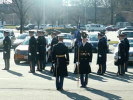 Arlington Military Funeral I