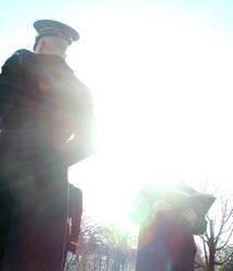 Arlington Military Funeral IX by GregoriusU