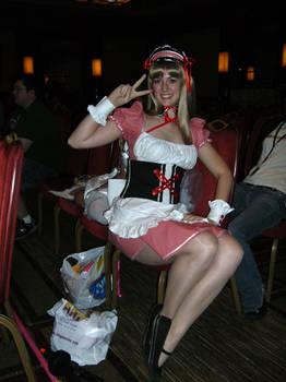 Anime USA 2008 Cosplayers 8