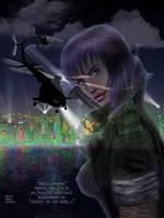Decloaking--Fantasy Casting 3-Jolie/Kusanagi by GregoriusU