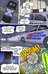 Revolutionary Grrl Page 4: Rival Police forces?