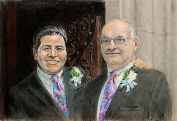 Wedding-commission