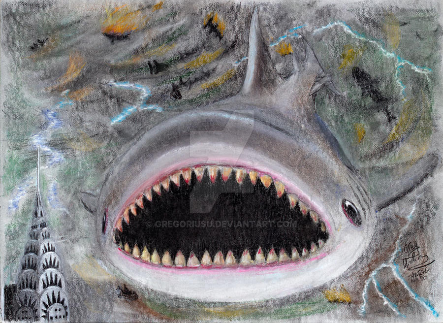 Sharknado1-small by GregoriusU