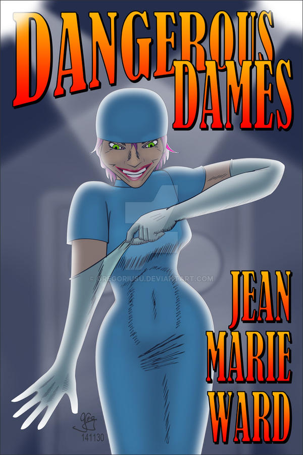 Dangerous Dames Cover by GregoriusU