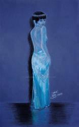 Tala-in-blue