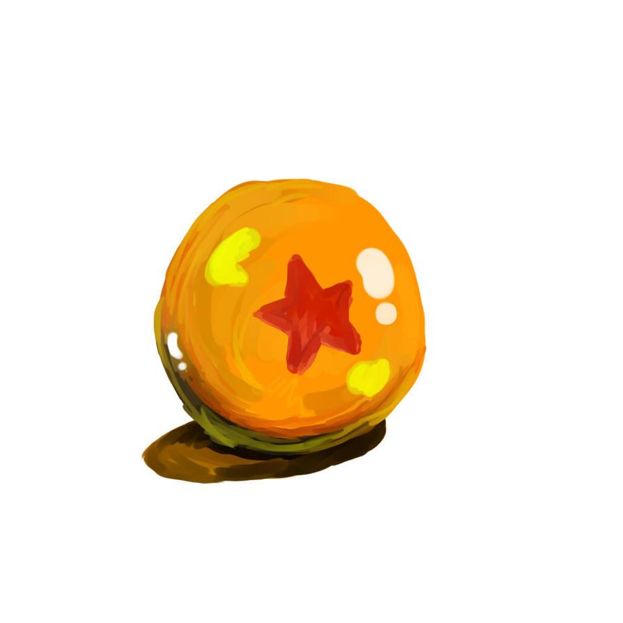 Dragon ball by ferynsane