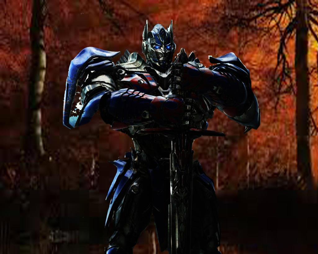 Optimus Prime AOE Transformers Matrix - HD by TransformersMatrix