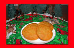 Honey Cookies, Recipe Included