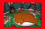 Gingerbread Cookies + Recipe