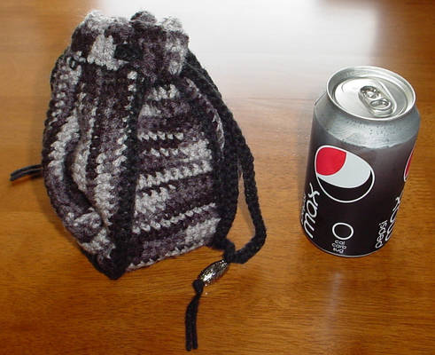Dice Bag Perspective