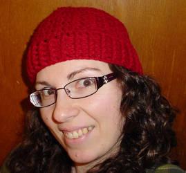 Ashley's Birthday Hat