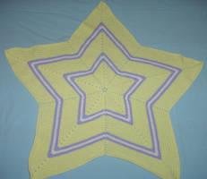 Little Star Afghan for Amelia