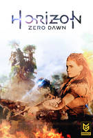 Horizon: Zero Dawn - Fan Poster by KokeNunezWorks