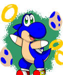 Sonic the Yoshi