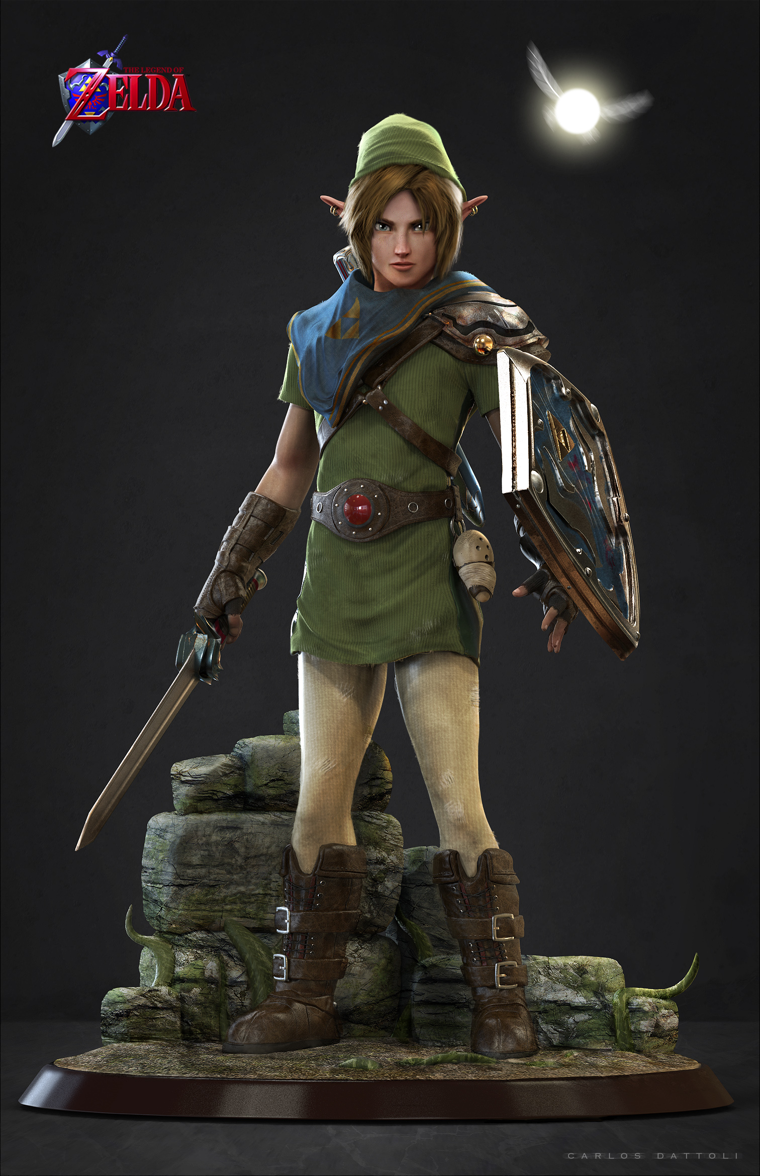 LINK by CarlosDattoliArt