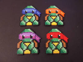 TMNT by Bobbeyjazz