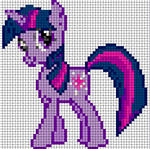 Twilight Sparkle Sprite