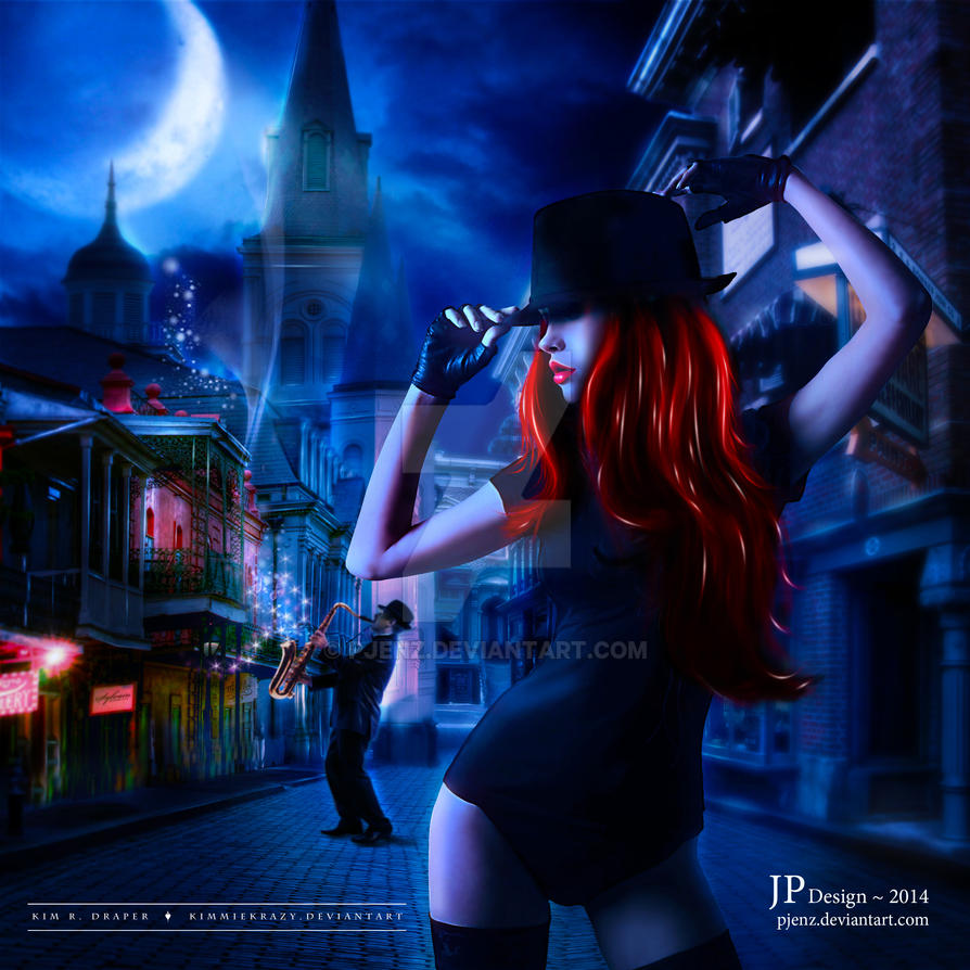 Moonlight Jazz - Collaboration by pjenz