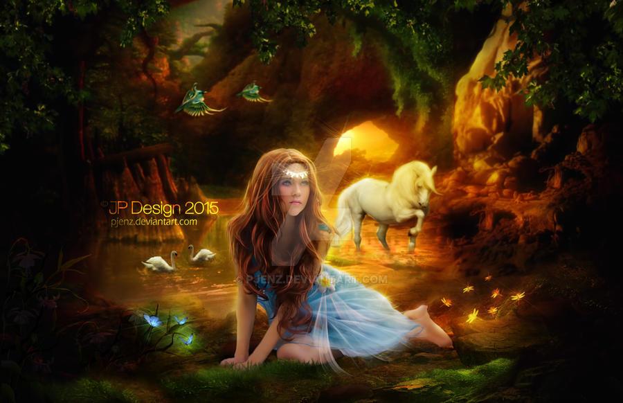 Lost Princess by pjenz
