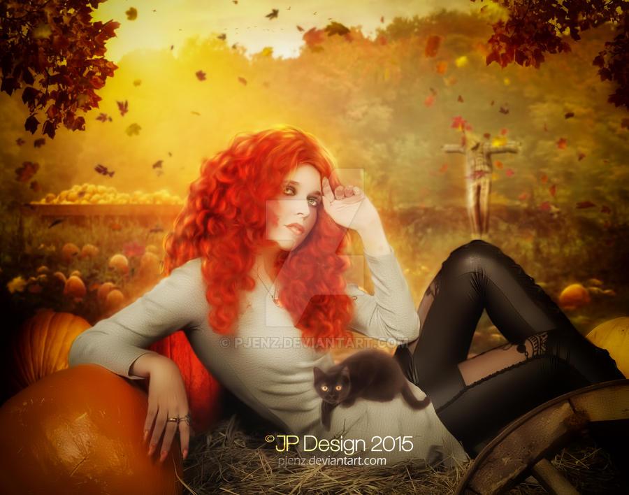 Autumn Beauty by pjenz