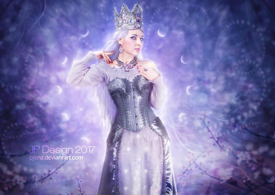 Ice Queen by pjenz