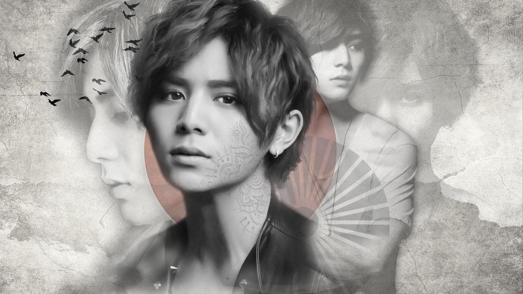 Ryosuke Yamada -collage- by haiextasy