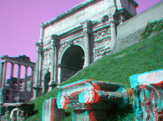 More Ruins of Rome...in 3D