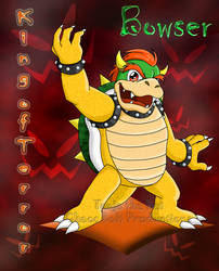 Bowser: King of Terror