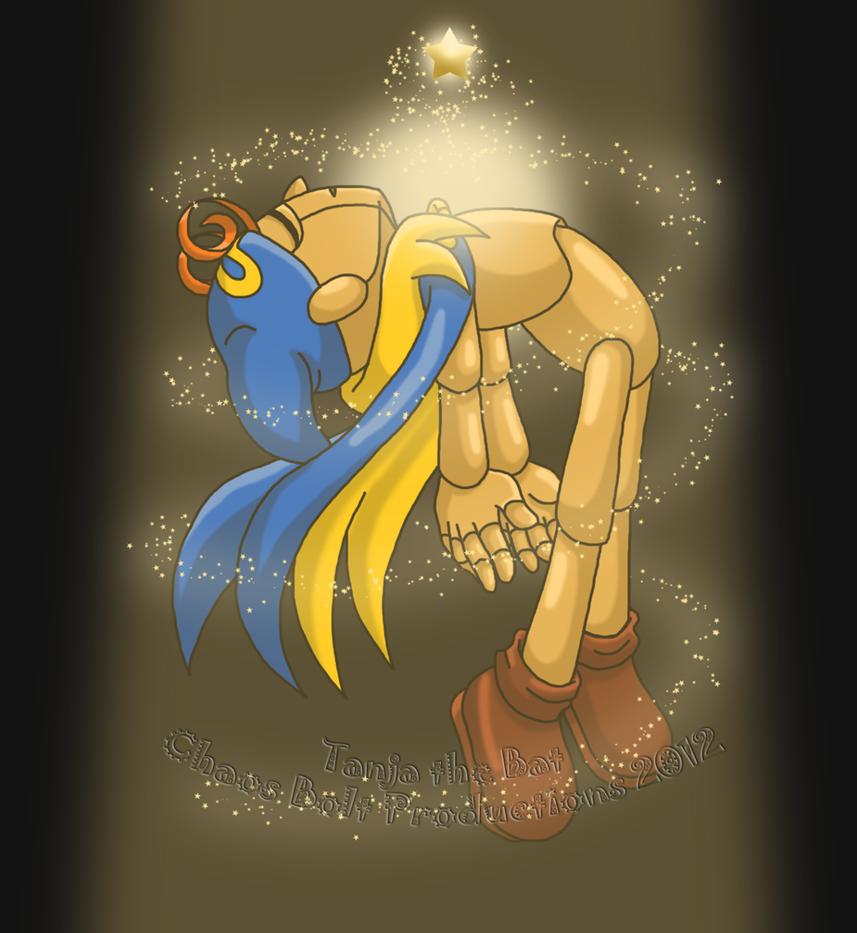 Enter the Star Spirit by TanjatheBat