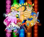 Team Mario's Koopa Troop
