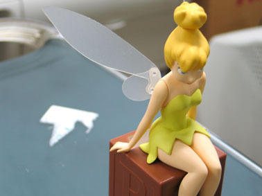 Tinkerbell on the G4 by themightymasty