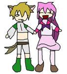 Kazehiko and Lily contest by Kazehiko