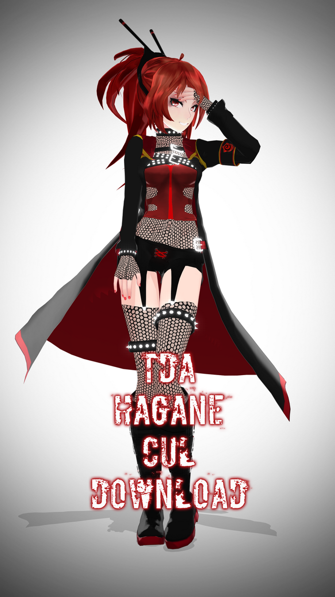 Tda Hagane CUL Download by Kodd84