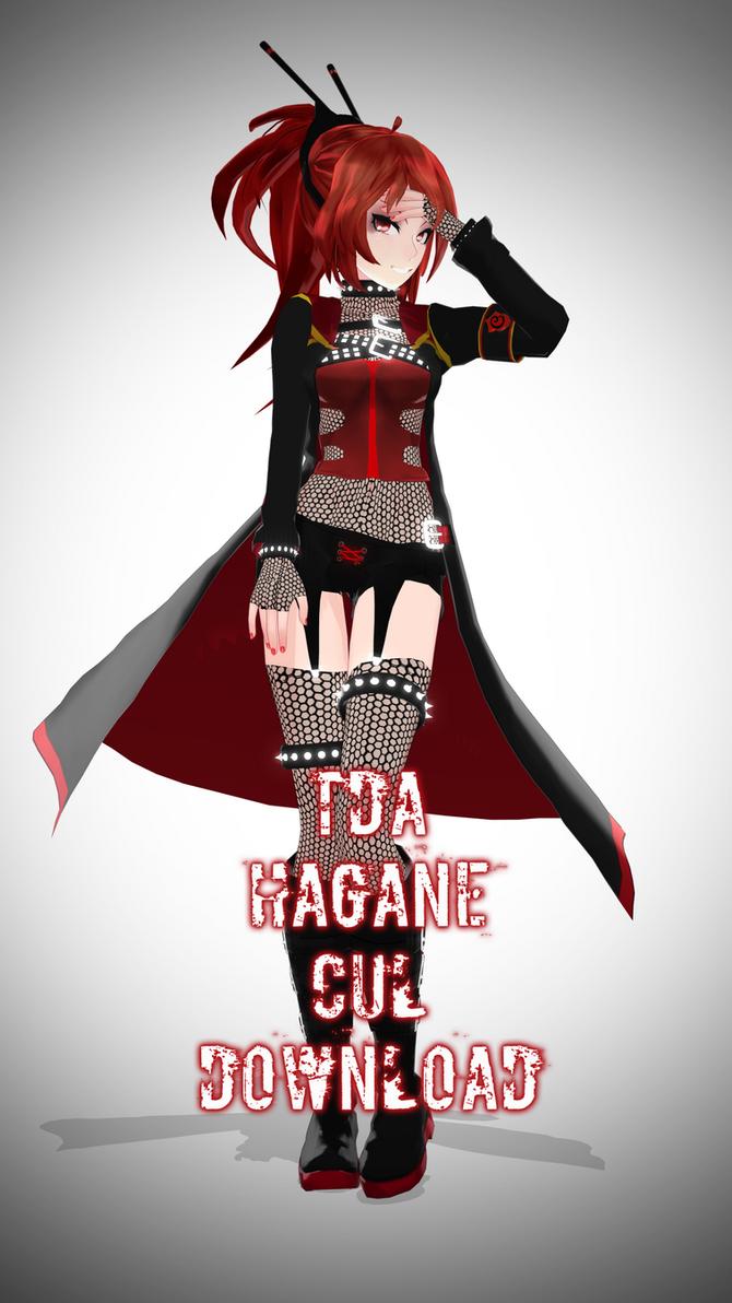 Tda Hagane CUL Download by Kodd84