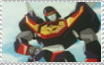 Shadow Maru -BravePoliceStamp- by supergeek17