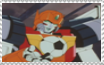 Drill Boy -Brave Police Stamp- by supergeek17