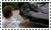 Michael x KITT - stamp by supergeek17