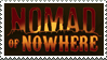 Nomad of Nowhere Stamp by fireweed15
