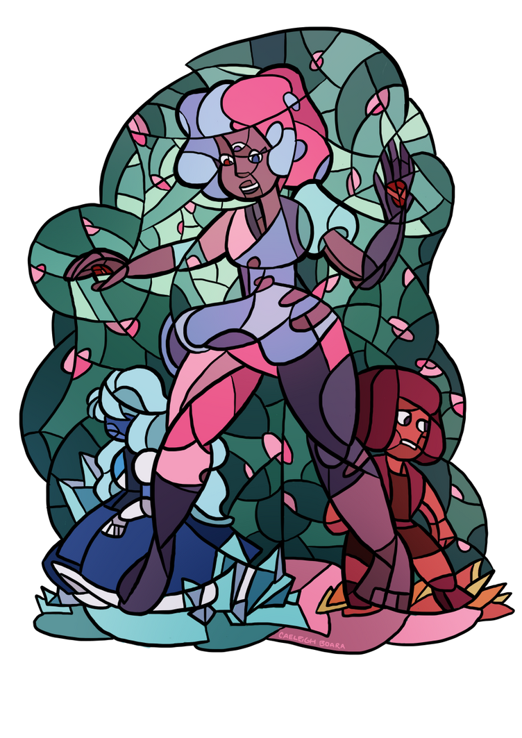 I really found yesterday's Steven Universe episode beautiful in the colours and music and had to art it. I do commissions, info here! Cross posted here on tumblr, please don't repost, just reblog! ...