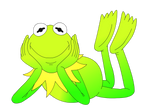 Kermit is listening