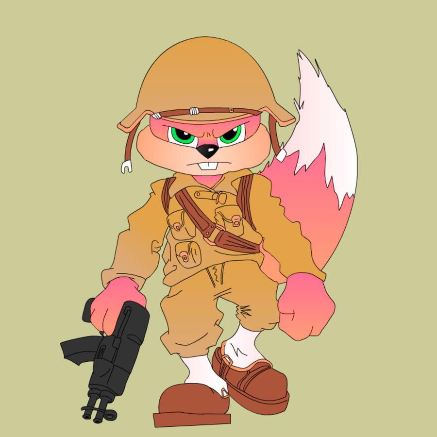 Conker WWII