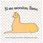 Si Me Necesitas, Llama