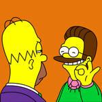 Manic Ned Flanders