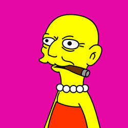 Old Man Lisa