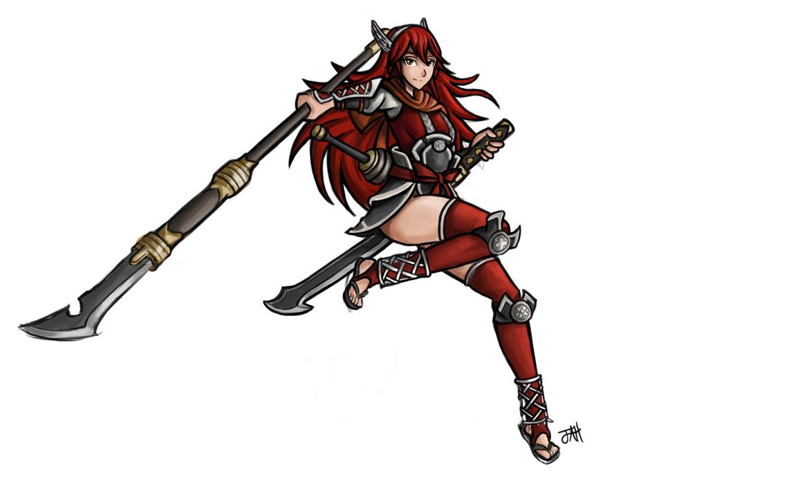 Caeldori - Master of Arms (Fire Emblem Fates)