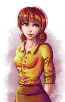 Penny - Stardew Valley by itftjte