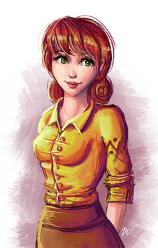 Penny - Stardew Valley