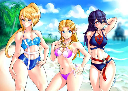 Smashing Swimsuits